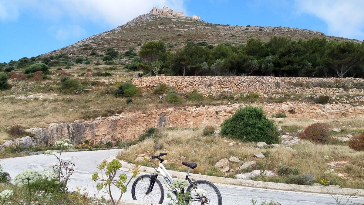 Panorama del Forte di Santa caretina