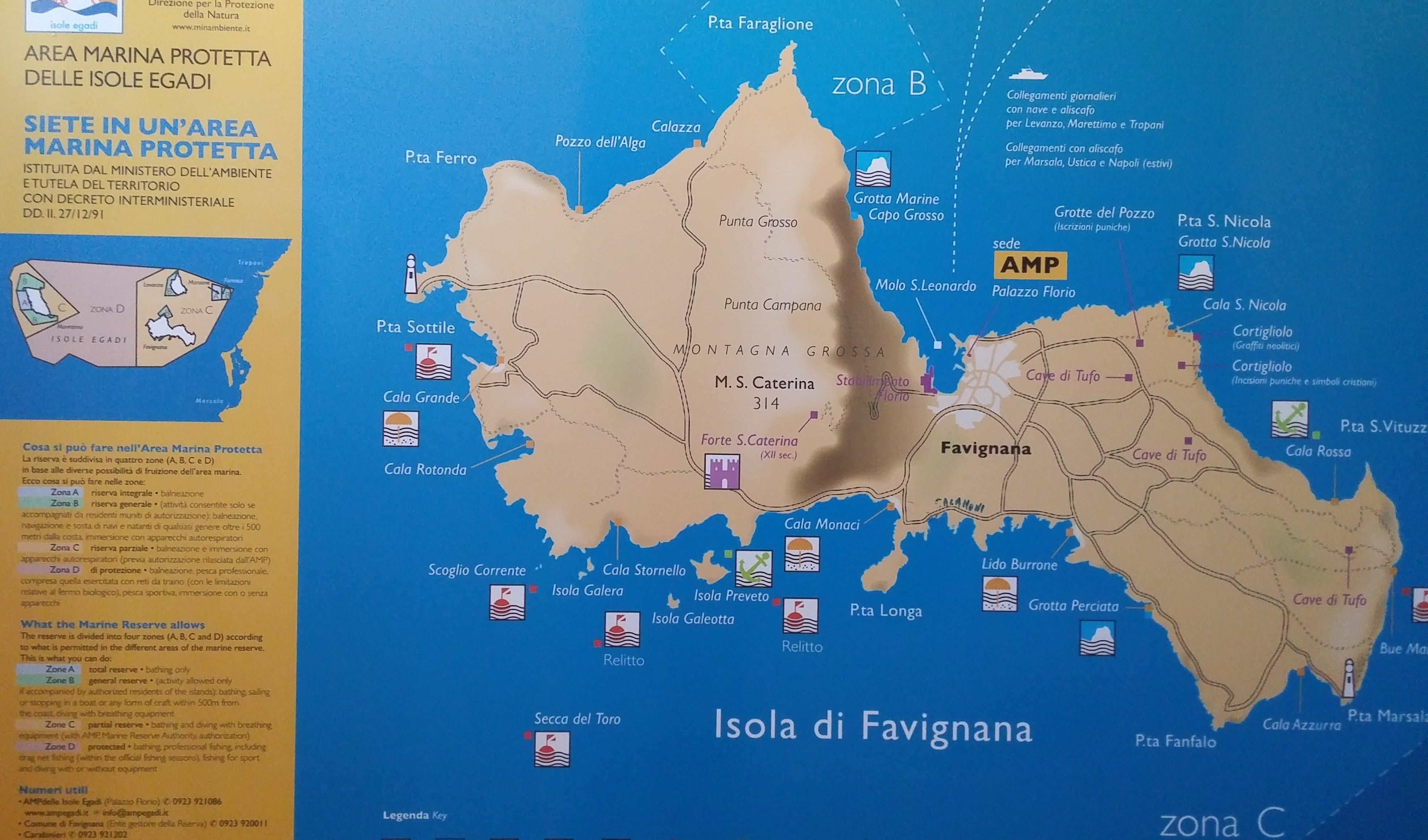 Mappa Turistica HD