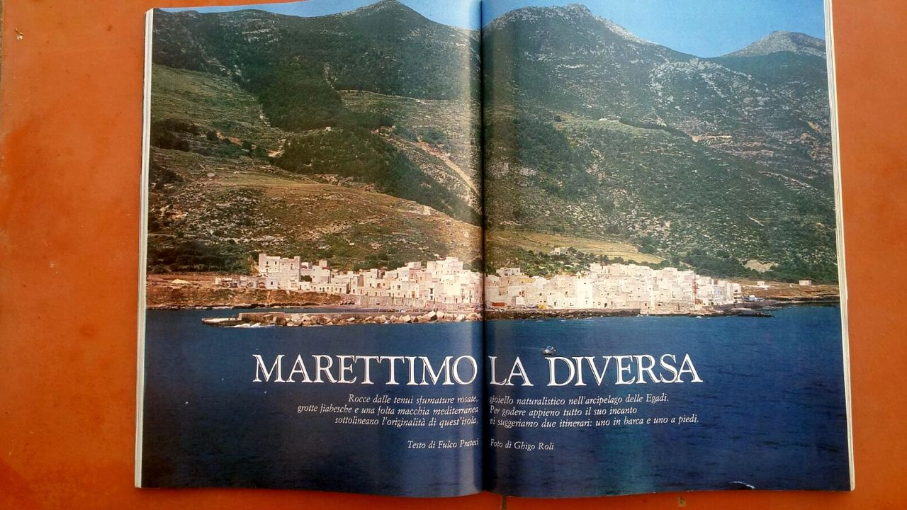 Marettimo La Diversa